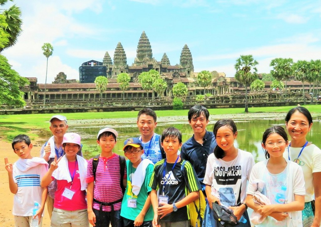 【School Trip for Siem Reap!】